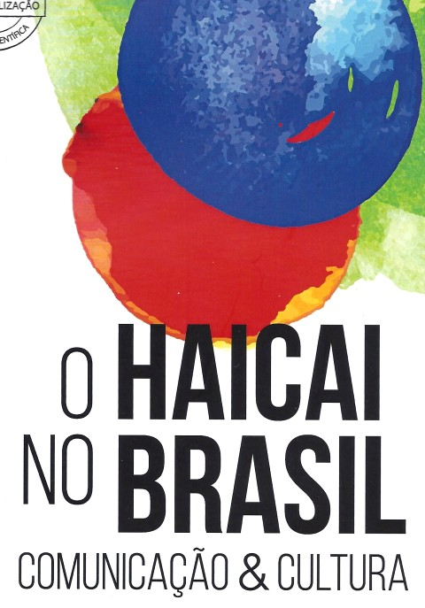 Capa - O Haicai no Brasil de DNC