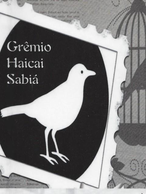 Capa - IV Antologia do Gremio Haicai Sabia