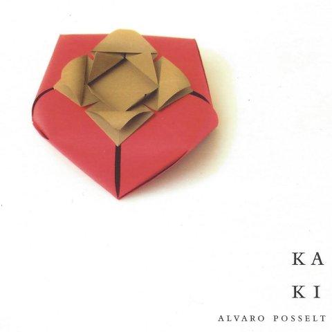 Capa de Kaki de Alvaro Posselt