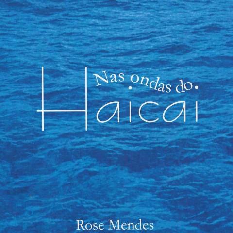 Capa de Nas ondas do haicai