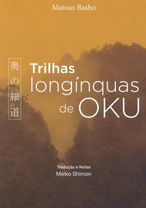 Capa - Trilhas Longinquas de Oku